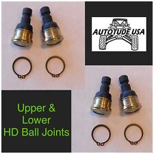 HD BALL JOINT REPLACEMENT KIT 2014-17 RZR XP 1000 XP1K UPPER & LOWER A-ARMS