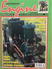 November Stationary Engine Antiques & Collectables Magazines