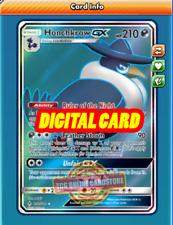 FA Honchkrow GX FULL ART 202/214 for Pokemon TCG Online (PTCGO, Digital Card)