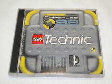 Lego Technic CD Rom Cyberlab 98
