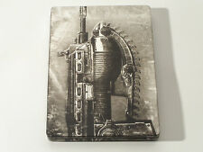 Gears of War 2 - Limited Edition Xbox 360 Game Steelbook Case Manual Bonus Disc