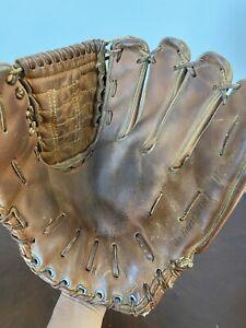 Vtg 1970s Brooks Robinson Rawlings XFCB 17 Baseball Glove Mitt USA Fastback