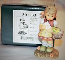 "Berta Hummel Figurine vintage ""Sealed with a Kiss"" with original box"