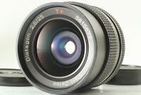 【Optics MINT】 Contax Carl Zeiss Distagon T* 25mm F2.8 AEG Lens From JAPAN #812