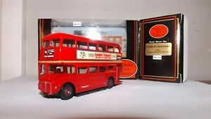 EFE CODE 3 LONDON TRANSPORT 60 YEARS OF LONDON BUSES RM CLASS D/D BUS 4MM SCALE