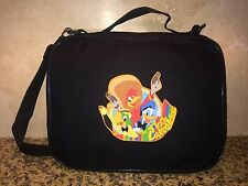 TRADING bag FOR DISNEY PINS Donald Duck 3 Three Caballeros LARGE/MED PIN book