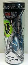 V Energy Drink Empty Tin Can Marvel X-MEN APOCALYPSE - STORM Movie Theme