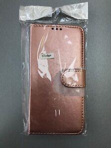 Samsung S7 Edge Pink Book Case