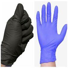 [XM] 100PCS Disposable Powder Free Latex Free Vinyl Gloves Food Medical Surgical