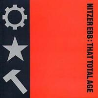 Nitzer Ebb : That Total Age CD (2003) ***NEW*** FREE Shipping, Save £s