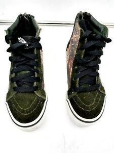 VANS Kids T-Rex Classic High Top Shoes Lace up 12.5 Kids