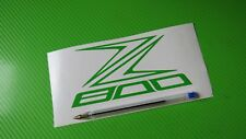 z800 decals stickers PAIR for Race, Track Bike, Toolbox, Garage #203A