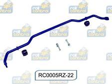 SuperPro RC0005RZ-22 22mm Rear Adjustable Anti-Roll Sway Bar Kit Scirocco 2.0 R