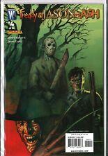 FREDDY vs JASON vs ASH #4 Horror Low Print Eric Powell (2008) NM (9.4)