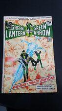 GREEN LANTERN/GREEN ARROW #86 DRUG ISSUE IN DECENT CONDITION!