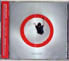 John Frusciante-enclosure-japan Blu-spec Cd2 Bonus Track E75