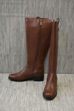+Blondo Velvet Wide Shaft Waterproof Riding Boot, Women's Size 6.5M, Brown NEW