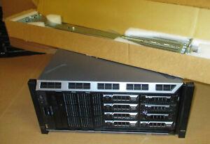 Dell T320 Rackmount E5-2420V2 2.2GHz 6 core 48Gb ram H310 5 x 1Tb 6G SAS Rails