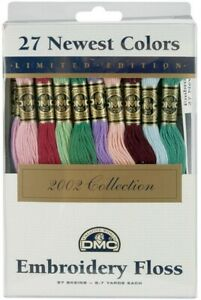 DMC 117F25-NP27  Embroidery Floss Pack 8.7yd-Limited Edition 27/Pkg