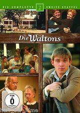 DIE WALTONS, die komplette 2. Staffel (Season 2) 7 DVDs