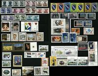 BOSNIA and HERZEGOVINA Postage Stamps Sheets Collection 1993-1996 MINT NH