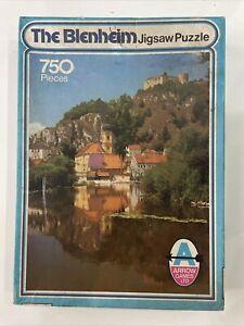 Vintage Arrow Puzzles 750 Piece Jigsaw 'The Blenheim'