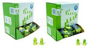 Moldex Contours Soft Foam Earplugs Small and Standard Size Ear Plugs - SNR:35db