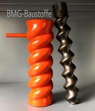 Schnecke + Mantel D6-3 Twister Spiral Putzmaschine G4/G5