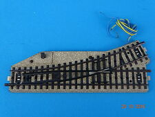 Marklin 5202 Electric Turnout left  70-ies version   M Track