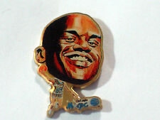 Vintage Shaquille O'Neal Orlando Magic Basket Ball Player Pin (NBA #4)