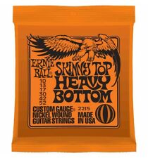 Ernie Ball Top Heavy Bottom Skinny 10-52 - Jeu de cordes guitare électrique - E
