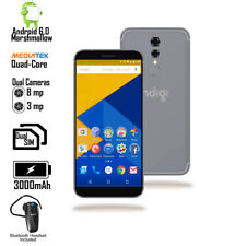4G LTE Unlocked 5.6in Android Marshmallow SmartPhone w/ Fingerprint Unlocking