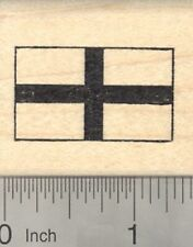 Flag of England Rubber Stamp, St George's Cross D24513 WM