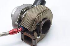 1320 T3 Titanium Turbo Blanket Heat Shield Barrier Turbocharger Cover Lava Fiber