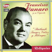 Bailando Tangos, Valses y Milongas by Francisco Canaro (CD, Oct-2003, Emi)