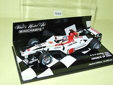 BAR HONDA 006 T. SATO GP DU JAPON 2004  MINICHAMPS