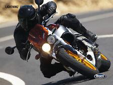 BUELL Lightning XB12S Sportsbike moto Poster Print A4