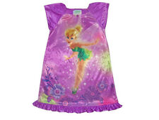 SUPERBE ROBE ETE PRINCESSE FEE CLOCHETTE 3-4 ans Size XS DISNEY FAIRIES