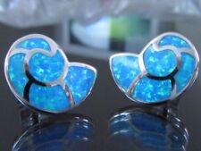 Behandelte Opal Echtschmuck aus Sterlingsilber