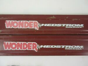 2 Brace Support Parts Bounce Wonder Horse HEDSTROM Bouncy Rocking Flexible Flyer