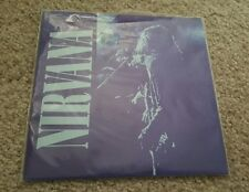 Nirvana Demos In Bloom, Immodium, Son of a Gun Blue Vinyl Bootleg SUPER RARE!