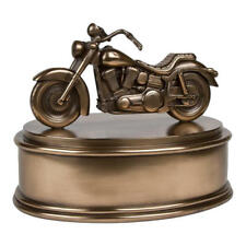 Perfect Memorials Motorcycle Cremation Urn