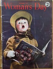 WOMAN'S DAY Magazine December 1946