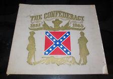 "Columbia Records ""The Confederacy"" 1861 - 1865 Civil War Book Music"