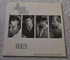 "The Manhattan Transfer / Vocalese / 1985 Atlantic Records 12""LP"