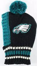 Philadelphia Eagles  NFL Official Pet Wear Knit Ski Hat for Dogs in Size  Large