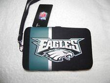 PHILADELPHIA EAGLES WRISTLET HARD SHELL CASE NFL PRODUCT BRAND NEW!