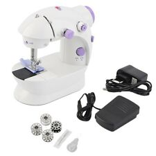 Multifunction Electric Mini Sewing Machine Household Desktop With LED New 7P
