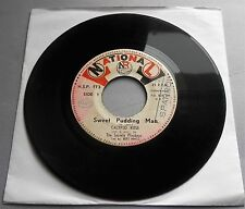 "Calypso Rose - Sweet Pudding Man West Indies National 7"" Bert Inniss"