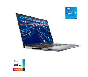 "Dell Latitude 5520 Silver Laptop 15.6"" FHD, i5-1135G7, 16GB RAM, 256GB SSD"